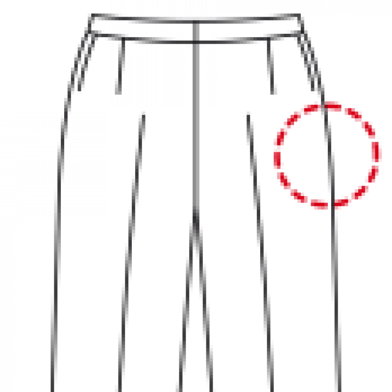 Favorit Wir nähen bei Ihren Lederjeans oder Lederhosen die Beine enger. UX83